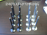 Supertech Valves for SR20DET