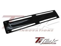 TiTek Carbon Fiber Plug Cover S13 SR20DET (Vented)