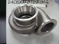 TiAL GT30 Exhaust Housing with V-band inlet and outlet