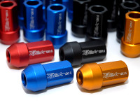 Titek Race Lug Nuts (Short) 12x1.25 (set of 4)