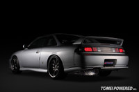 TOMEI TITANIUM CAT-BACK EXHAUST FOR S14 95-98 NISSAN 240SX