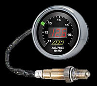 AEM Gauge-type Wideband UEGO Controller