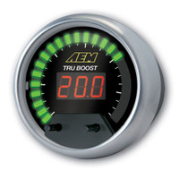 AEM Tru Boost 52MM Gauge/Controller Kit