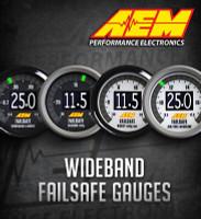 AEM - Universal Wideband A/F Failsafe Gauge