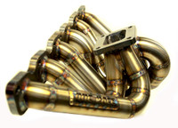 DOC Race T4 Top Mount Turbo Manifold - Nissan RB20/RB25/RB26