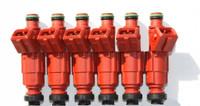 FiveO 550cc Injectors - Nissan RB20DET (FiveO-550cc-RB20)