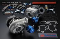 TOMEI ARMS M7655 Turbocharger Kit - Nissan RB26DETT
