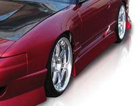 Origin-Lab Aggressive Side Skirt Nissan S13 180sx/240SX 89-94