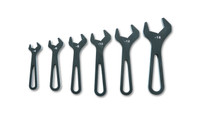 Vibrant AN Wrenches, Set of six (6) - AN-4 to AN-16) - Anodized Black (20989)