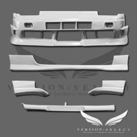 Version Select Version VI Rear Valence Nissan S13 180SX/240SX 89-94