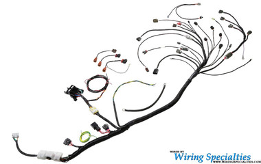 Wiring Specialties Sr20det Harness Install on s15 wiring diagram pdf