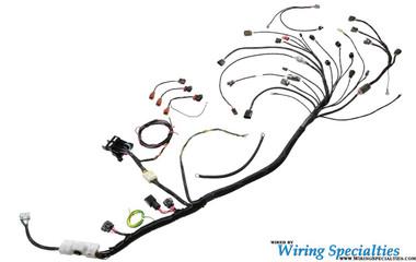 wiring specialties s13 sr20det pro universal race tucked harness rh 240sxmotoring com wiring specialties sr20det pinout wiring specialties sr20det s13