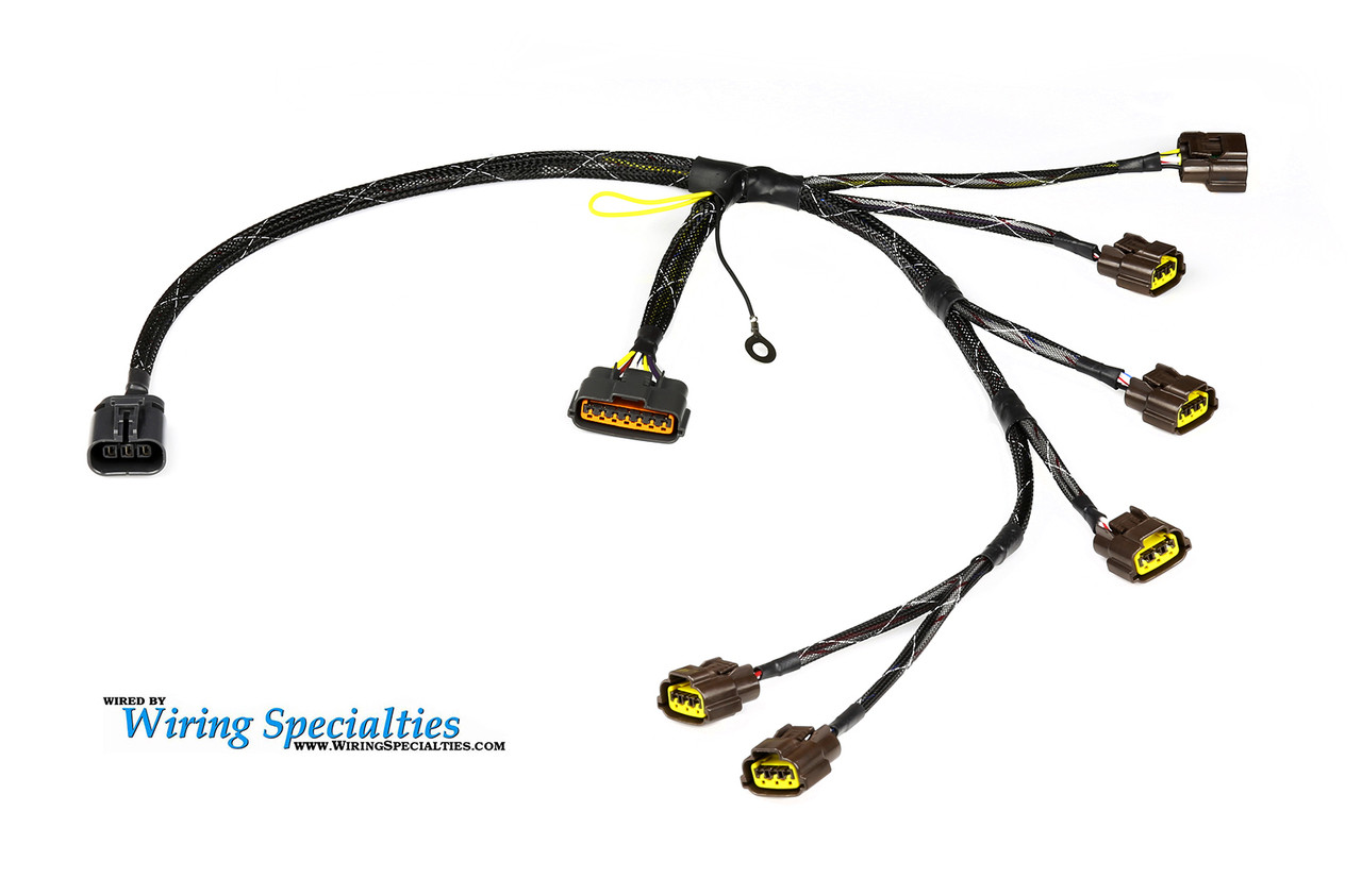 Wiring Specialties Pro Rb26dett Coilpack Harness Brand New Review