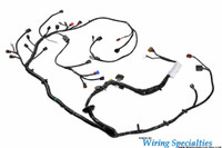WS Pre-Made S13 KA24DE Engine into S13 240sxEngine/Trans Wiring Harness