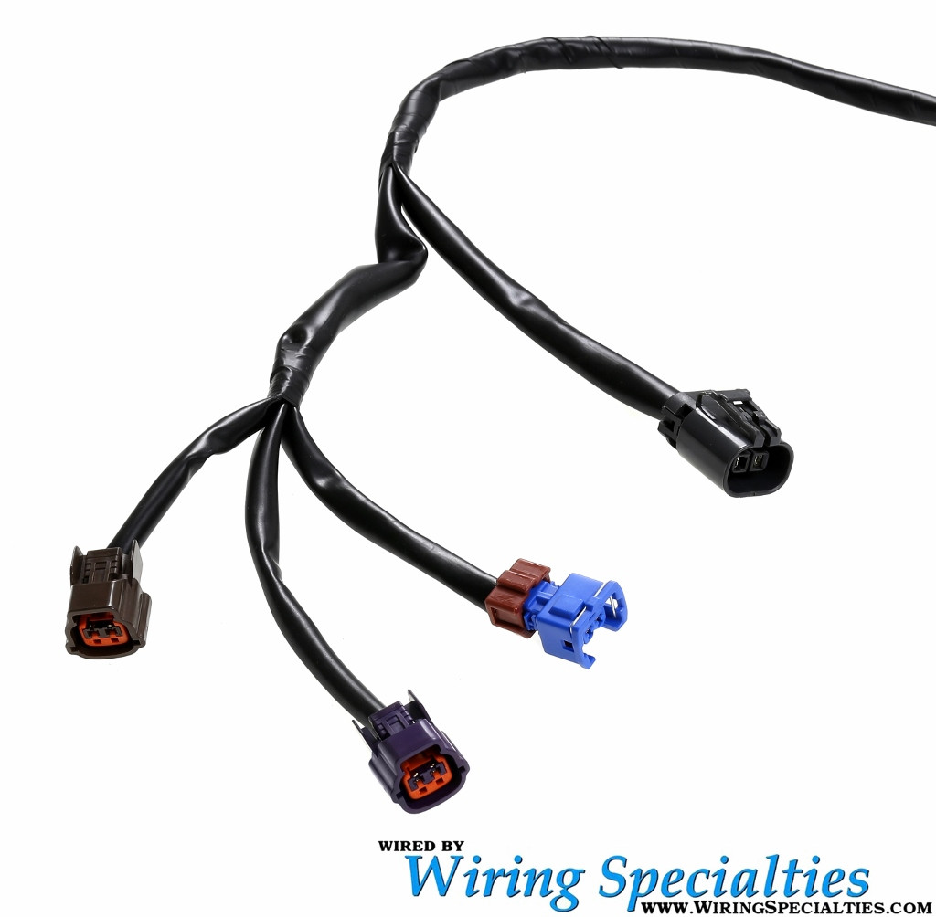 wiring specialties pre made s13 ka24de engine harness rh 240sxmotoring com