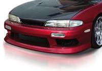 Origin Lab Stylish Front Bumper Nissan S14 240SX Zenki 95-96