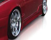 Origin Lab Stylish Side Skirts Nissan S14 240SX Zenki 95-96
