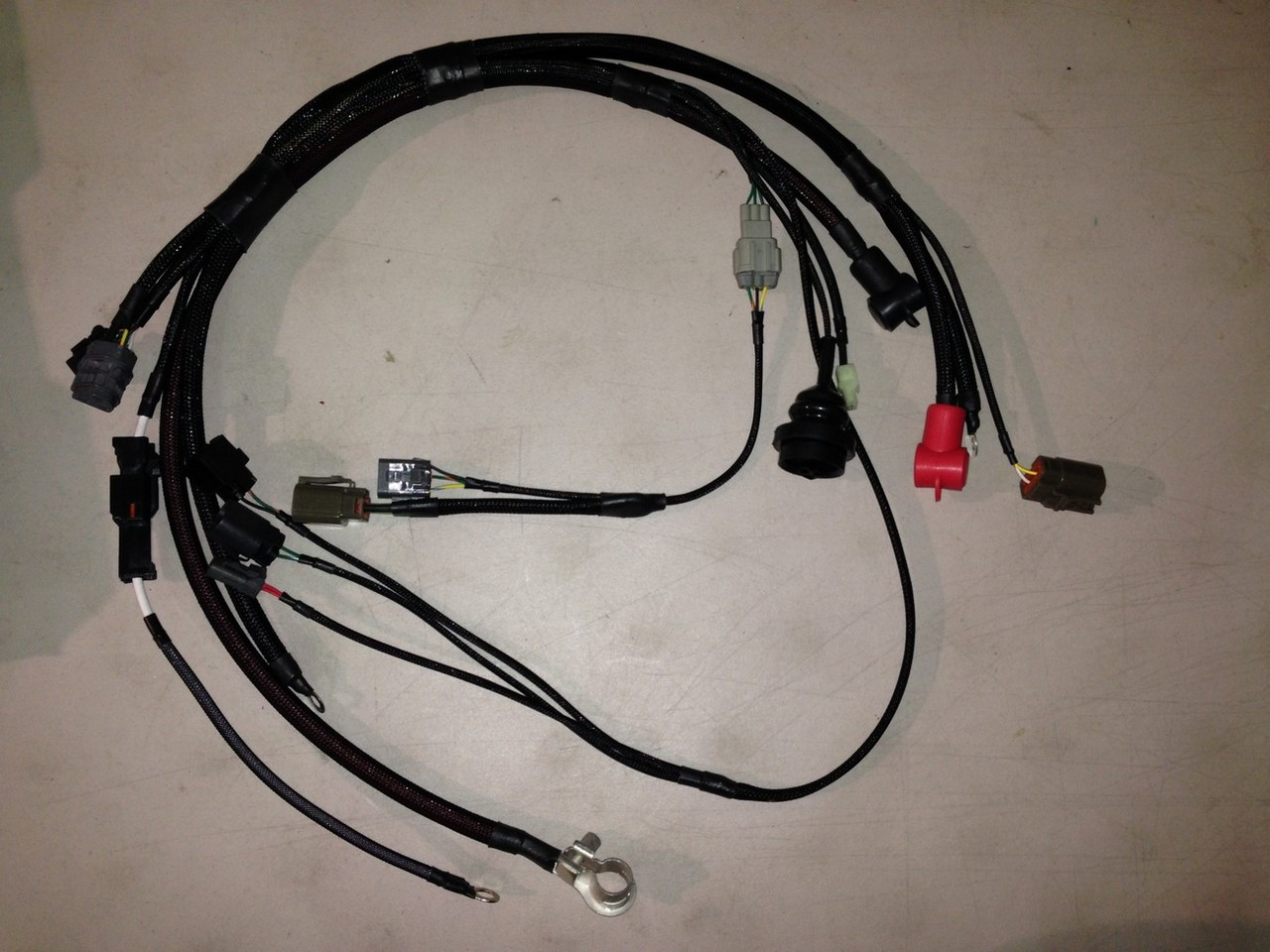 Wiring Specialties Rb25det Wire Data Schema Diagram Into S14 240sx Silvia Pre Made Rh 240sxmotoring Com Rb25 S13