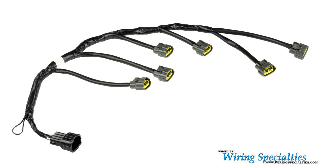 Wiring Specialties Rb25det S2 Coilpack Harness