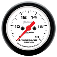 Auto Meter Phantom - Wideband Air/Fuel Ratio Gauge