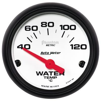 Water Temperature Meter Universal Digital Blue LED Water Temp Temperature Gauge 20-120℃ Range Meter For Auto Racing Car