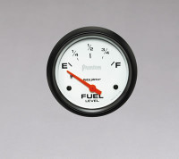 Auto Meter Phantom - Fuel Level Gauge 67mm: 240 ohms / 33 ohms