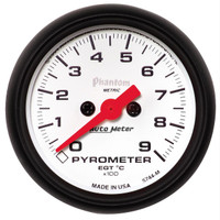 Auto Meter Phantom - EGT/Pyrometer - CELSIUS (0-900)