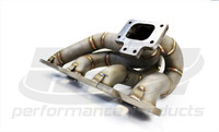 ISR (Formerly ISIS performance)  Tubular Bottom Mount Manifold - Nissan SR20DET Version 3 SCH40