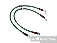Enthuspec Z32/300zx Front Brake Conversion Lines for Nissan 240sx 89-98 S13/S14 *Free Shipping*