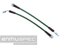 Enthuspec Z32/300zx Rear Brake Conversion Lines for Nissan 240sx 89-98 S13/S14