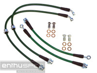 Enthuspec Brake Line Kit for Nissan 240sx 89-98 S13/S14