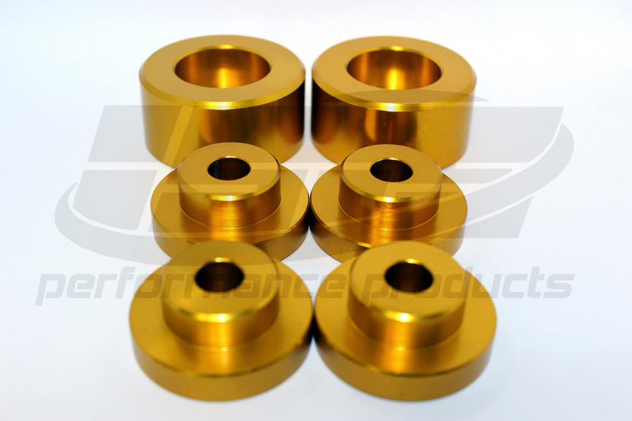 ISR (Formerly ISIS performance) Solid Differential Mount Bushings - S14/S15  - Gold