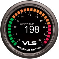 Tanabe Revel VLS OLED Gauges Wideband Air / Fuel Ratio Gauge