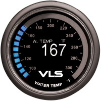 Tanabe Revel VLS OLED Water Temperature Gauge