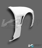 Version SELECT 50mm Front Fenders for Nissan 240SX '89-'94