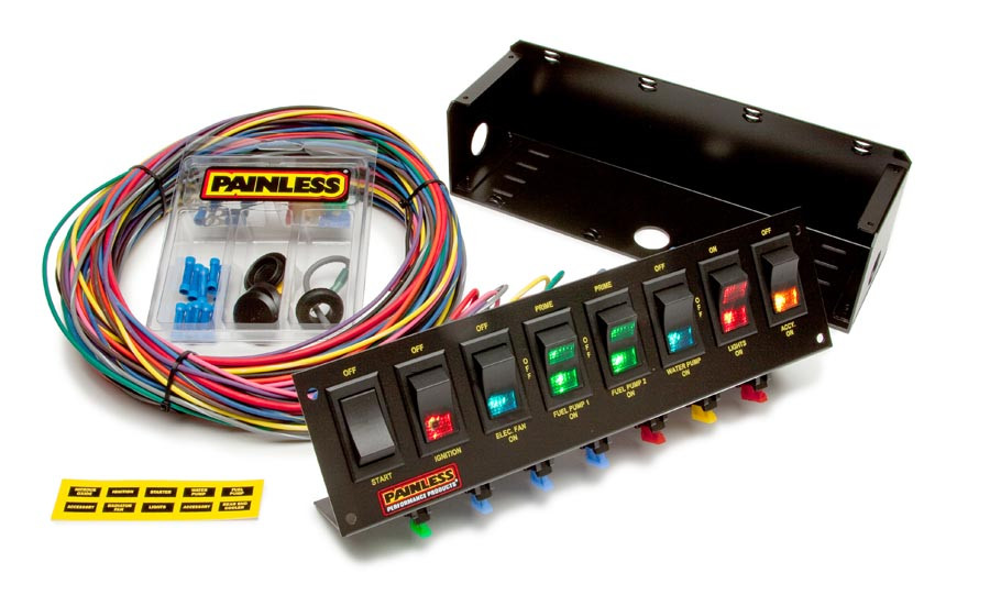 Switch panel for Nissan 240sx240sx Motoring