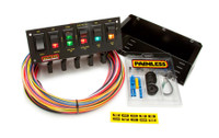 PAINLESS 6 Switch Rocker Circuit Breaker Panel