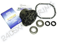 TOMEI Technical Trax LSD 1.5-way for Nissan 240SX S13 S14 - OPEN DIFF