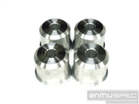 Enthuspec Nissan 240sx S13/S14 Solid Rear Subframe Risers