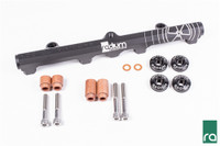 Radium Top Feed Fuel Rail for Nissan KA24DE