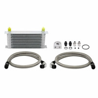 Mishimoto Universal Oil Cooler Kit - 10 Row