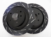 EBC Ultimax USR Slotted Rotors (Front) - Nissan 240SX S13/S14
