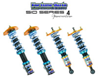 Fortune Auto 510 Series Coilovers - Nissan 240sx '89-94 S13