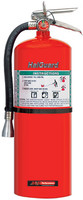 H3R - Red Clean Agent Fire Extinguisher Model HG1550R