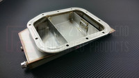P2M - OVERSIZED OIL PAN for Nissan 240sx S13/S14/S15 SR20DET