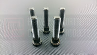 P2M - 14.25MM KNURL 60mm EXTENDED WHEEL STUD for Nissan 240sx S14 95-98