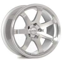 SQUARE Wheels G8 Model - 17x9 +15 4x114.3 (Single)