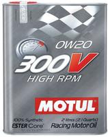 300V 0W20 High RPM