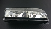 P2M NISSAN S14 ZENKI 1995-96 CLEAR HEADLIGHT COVERS