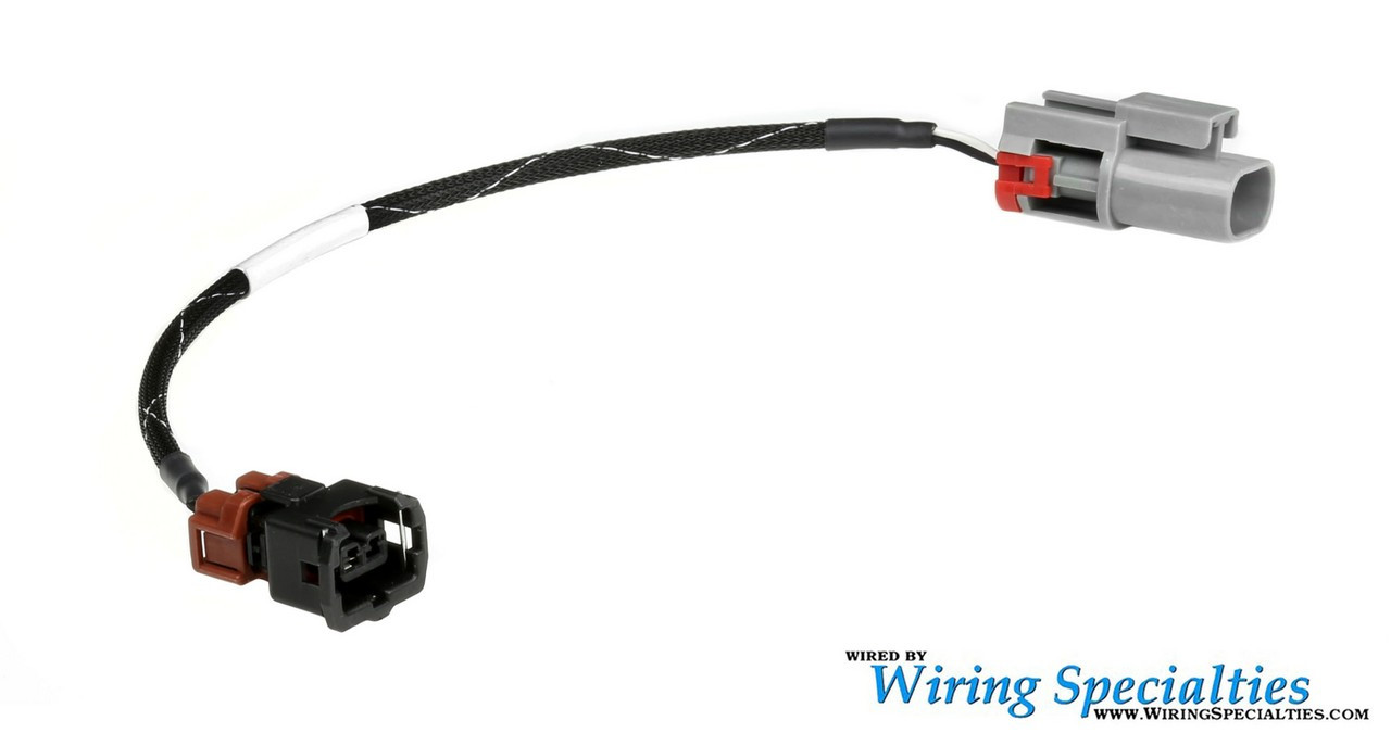 Wiring Specialties S13 SR20DET Knock Sensor Harness - PRO SERIES